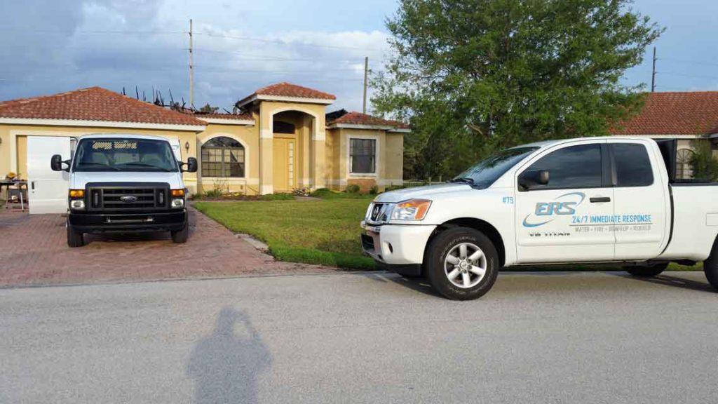 Orlando FL Storm Damage Restoration