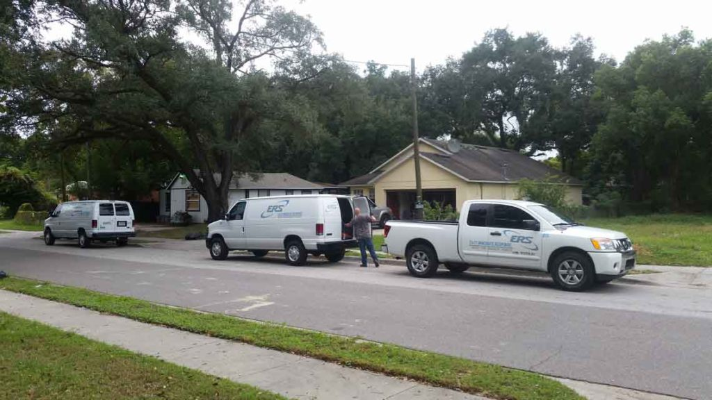 Orlando FL Sewage Cleanup